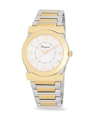 Vega Gent Stainless Steel Bracelet Watch