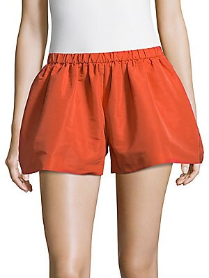Chic Flared Shorts