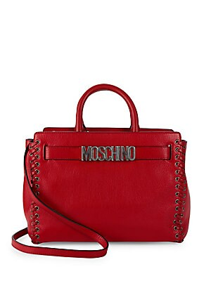Timeless Leather Satchel