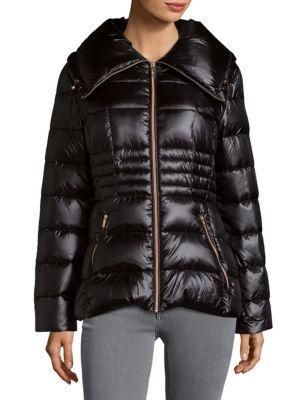 Puffer Coat Karl Lagerfeld
