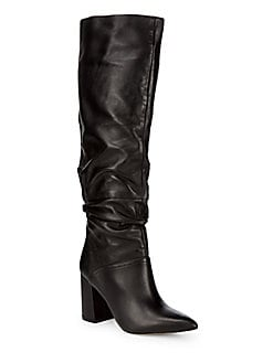 Steve Madden - Norie Leather Boots