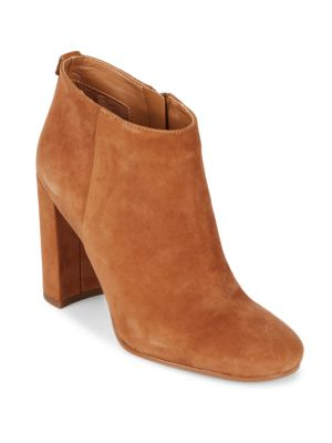 Cambell Leather Booties Sam Edelman