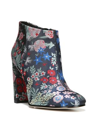 Cambell Embroidered Booties Sam Edelman