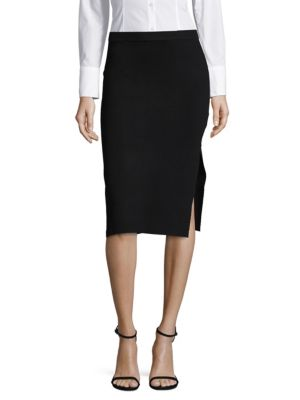 Knitted Pencil Skirt MINKPINK