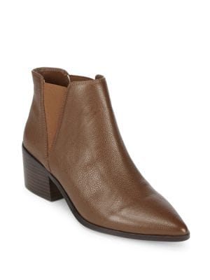Rowena Leather Chelsea Boots Saks Fifth Avenue
