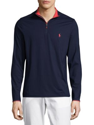 French Pullover Sweatshirt Ralph Lauren Golf