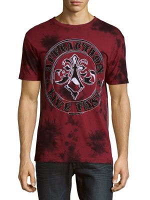 Live Fast Cotton Tee Affliction