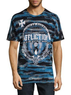 Crewneck Cotton Top Affliction