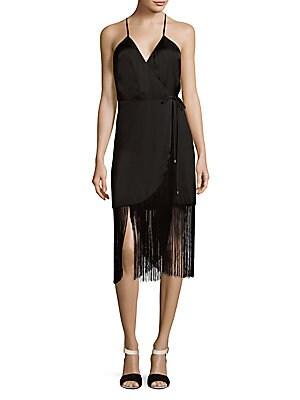 Ysabella Wrap Dress