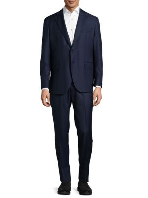 Impeccable Wool Suit Lubiam