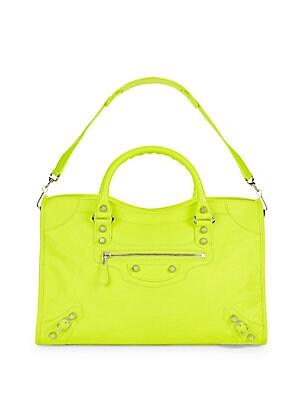 Sunny Leather Handbag
