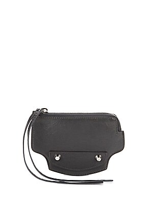 Smoky Leather Coin Purse