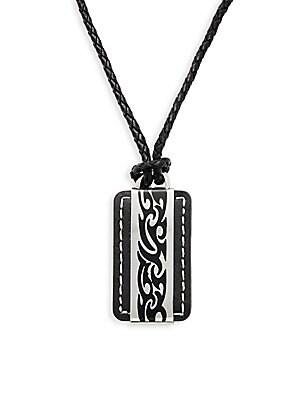 Tribal Pendant Necklace