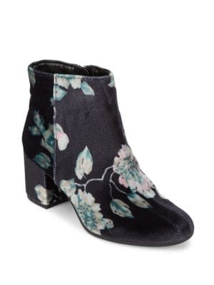 Vikki Zippered Booties Circus by Sam Edelman