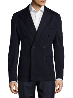 Double-Breasted Sportcoat Dolce   Gabbana