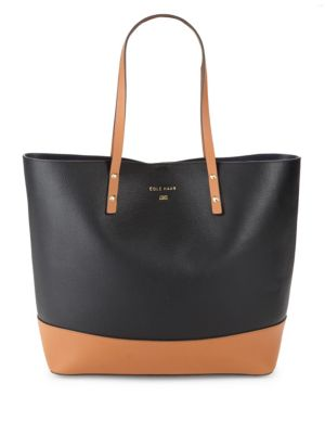 Beckett Leather Tote Cole Haan