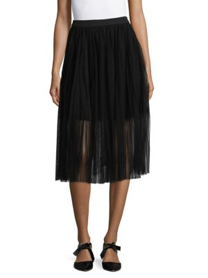 Pleated Skirt ENGLISH FACTORY