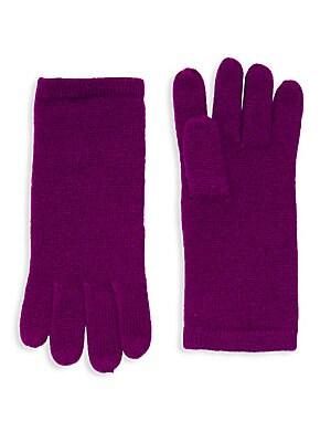 Cashmere Knit Gloves