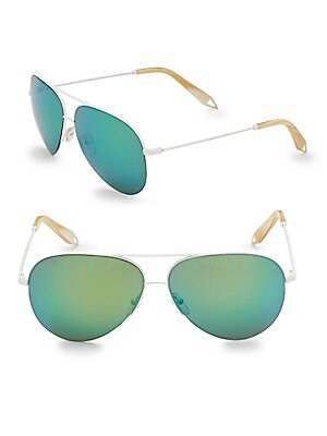 Classic 64MM Aviator Sunglasses