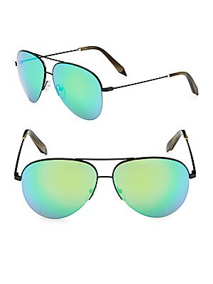 Classic 62MM Aviator Sunglasses
