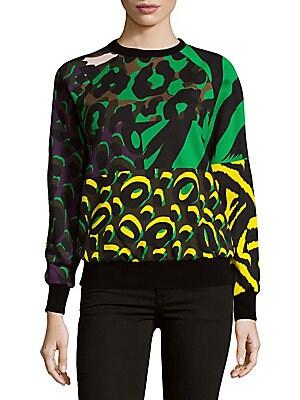 Abb Sportivo Printed Sweatshirt
