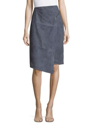 Hurley Leather Skirt Parker