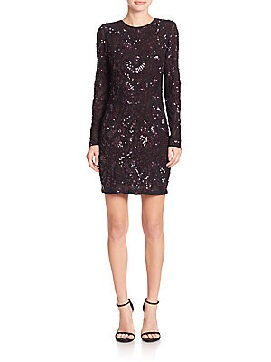 Nikki Sequined Dress