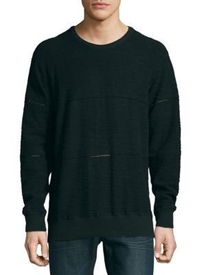 Prodigy Cotton Sweater DRIFTER