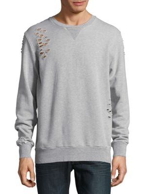 Brendan Pullover Cotton Sweater DRIFTER