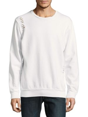 Brayden Pullover Cotton Sweater DRIFTER