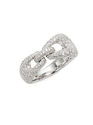 Click here for Madison Avenue Diamond & 18K White Gold Ring prices