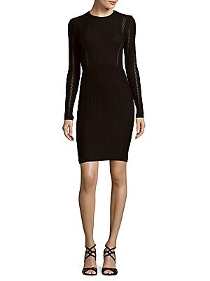 Abito Donna Long Sleeve Dress