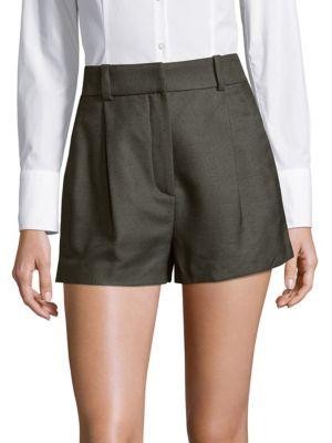 Pantaloni High-Waisted Shorts Versace