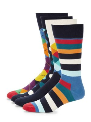 Striped Socks Set Happy Socks
