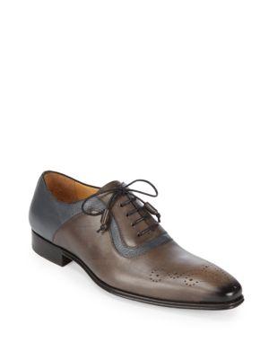 Tito Leather Oxfords Mezlan