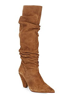 Saks Fifth Avenue - Tall Slouch Boots