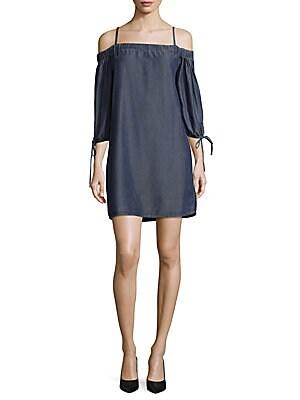 Lalaine Denim Dress