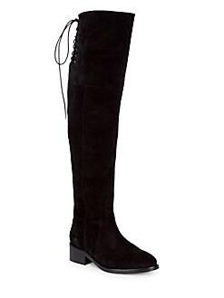 Maiden Lane - Suede Boots