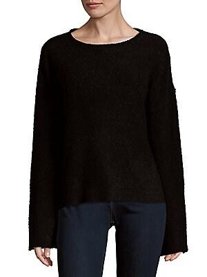 Long Bell Sleeve Sweatshirt