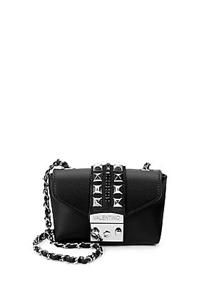 Paulette Leather Shoulder Bag
