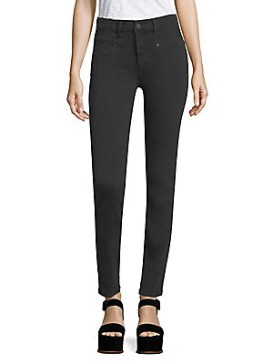 Adelyn High-Rise Ankle Skinny Jeans
