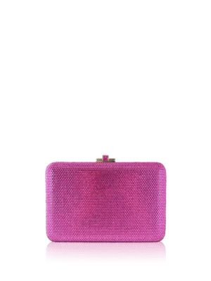 Fullbead Crystal Clutch Judith Leiber Couture