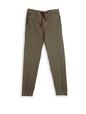 7 for all mankind boys little boys boys tailored jogger pants