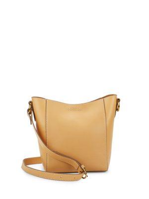 Harness Leather Crossbody Bag Frye