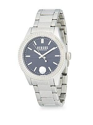 Bayside Stainless Steel Bracelet Watch
