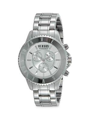 Stainless Steel Bracelet Watch Versus Versace