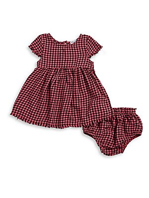Click here for Babys Checkered Swing Dress & Underwear Set prices