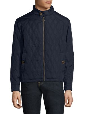 Cabot Quilted Jacket Rainforest