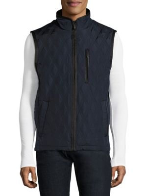 Huntsville Waxe Sleeveless Jacket Rainforest