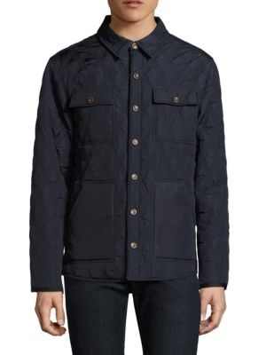 Searcy Quilted Jacket Rainforest